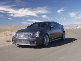 Ver foto 1 de Cadillac CTS-V Coupe 2011