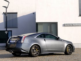 Ver foto 5 de Cadillac CTS-V Coupe Black Diamond 2011