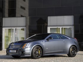 Ver foto 4 de Cadillac CTS-V Coupe Black Diamond 2011