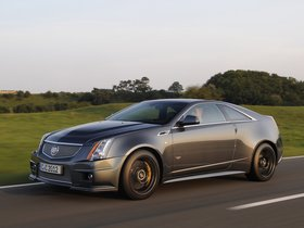 Ver foto 3 de Cadillac CTS-V Coupe Black Diamond 2011