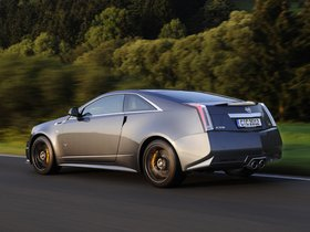 Ver foto 2 de Cadillac CTS-V Coupe Black Diamond 2011