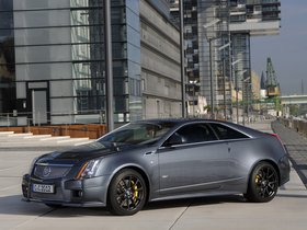 Ver foto 13 de Cadillac CTS-V Coupe Black Diamond 2011