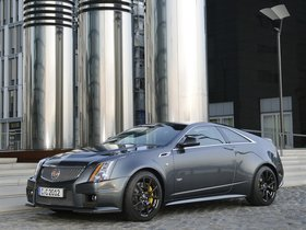Ver foto 12 de Cadillac CTS-V Coupe Black Diamond 2011
