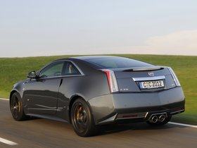 Ver foto 10 de Cadillac CTS-V Coupe Black Diamond 2011