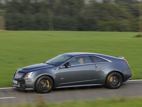 Ver foto 9 de Cadillac CTS-V Coupe Black Diamond 2011