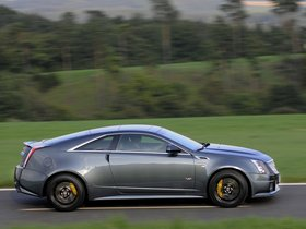 Ver foto 8 de Cadillac CTS-V Coupe Black Diamond 2011