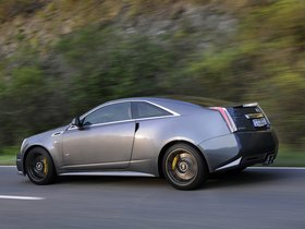Ver foto 7 de Cadillac CTS-V Coupe Black Diamond 2011