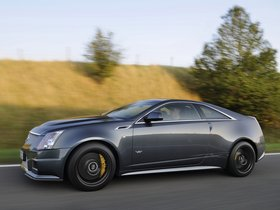 Ver foto 6 de Cadillac CTS-V Coupe Black Diamond 2011