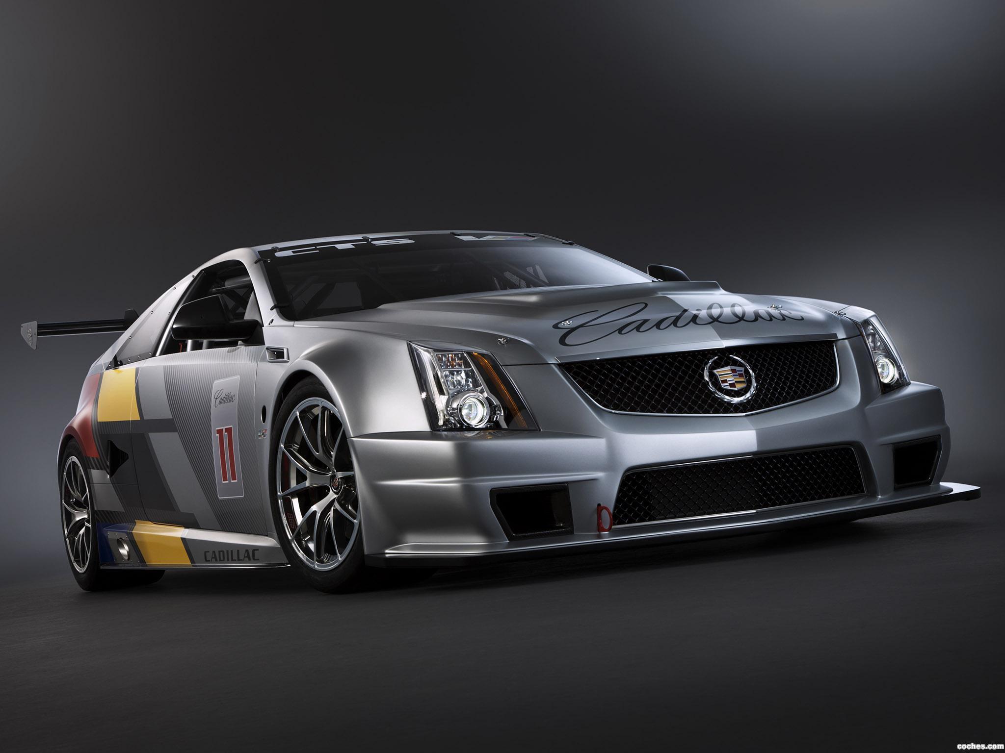 Foto 0 de Cadillac CTS-V SCCA Race Car 2011