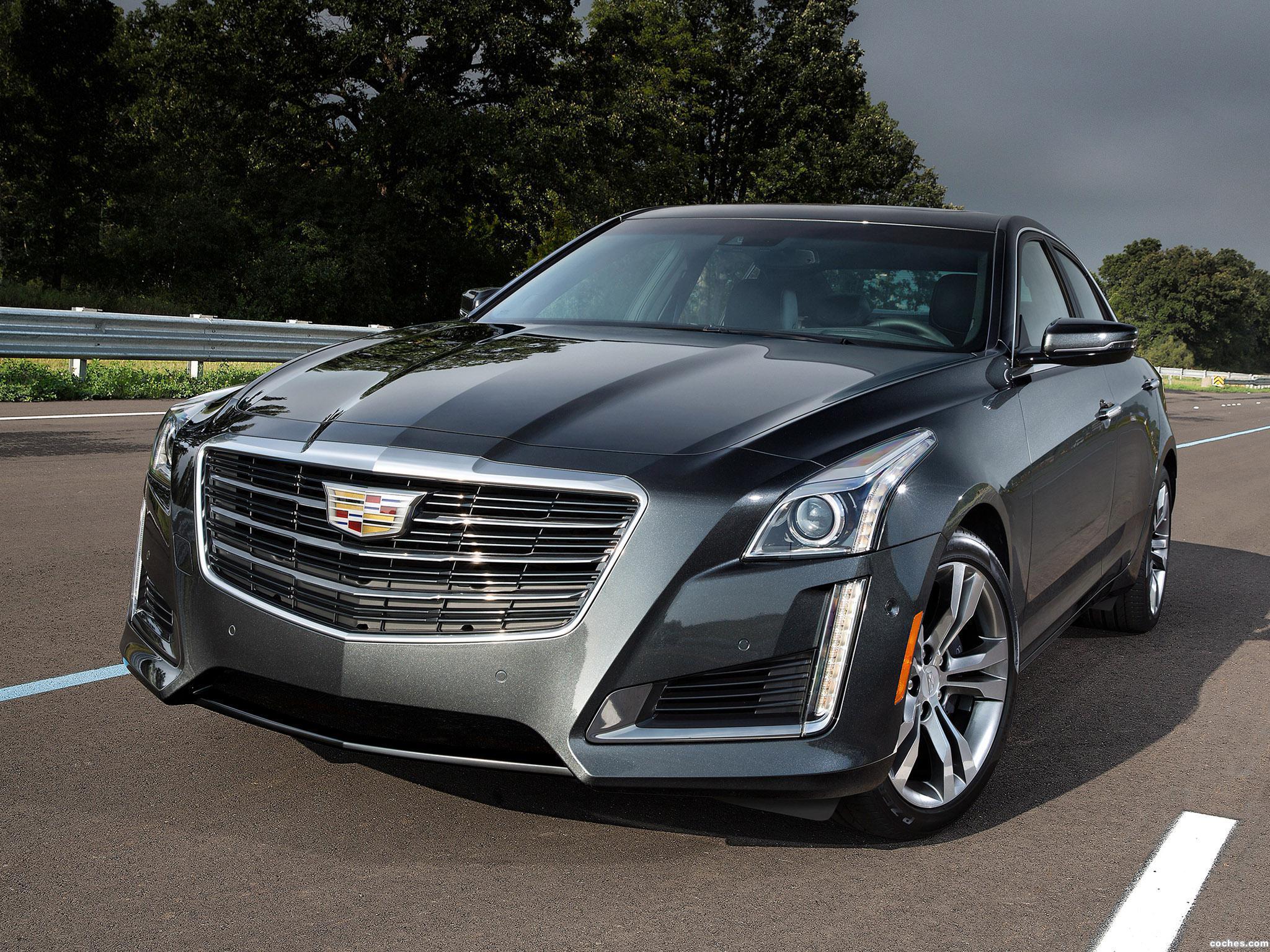 Foto 0 de Cadillac CTS V Sport 2014