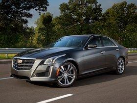Ver foto 3 de Cadillac CTS V Sport 2014