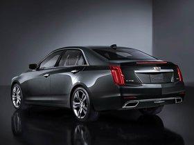Ver foto 2 de Cadillac CTS V Sport 2014