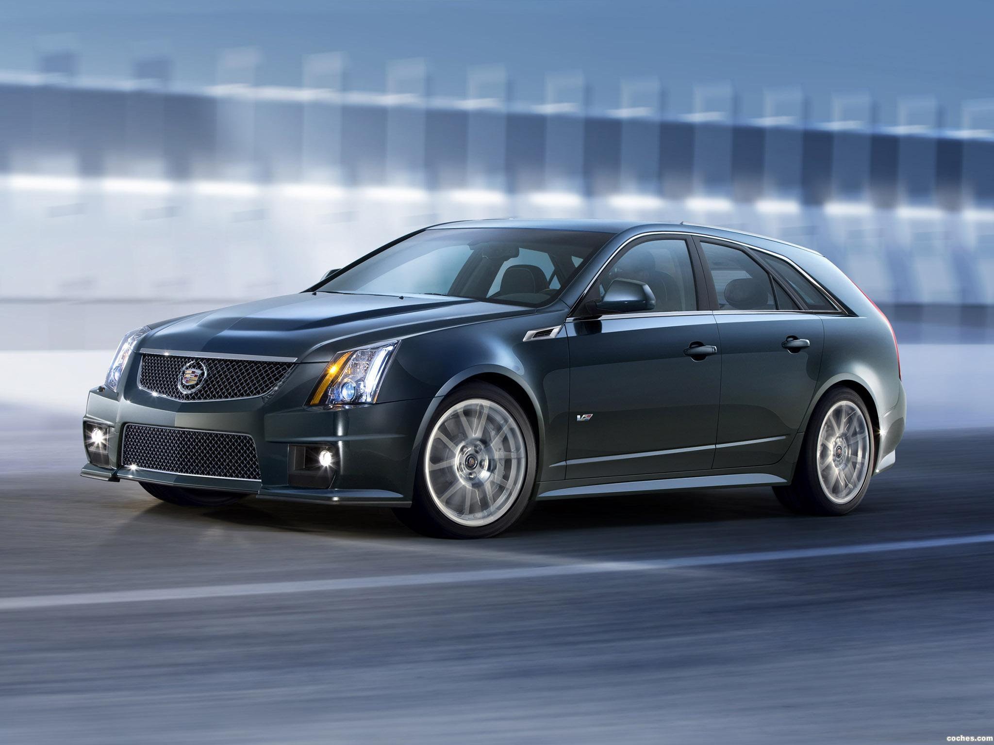 Foto 0 de Cadillac Sport Wagon 2010