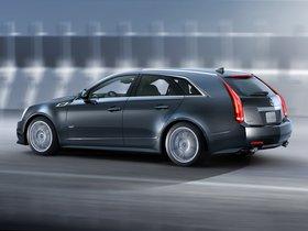 Ver foto 3 de Cadillac Sport Wagon 2010