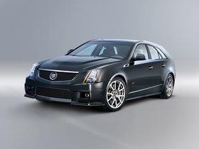 Ver foto 2 de Cadillac Sport Wagon 2010