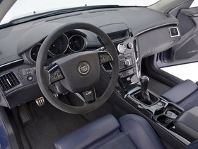 Ver foto 5 de Cadillac CTS-V Stealth Blue Edition 2013