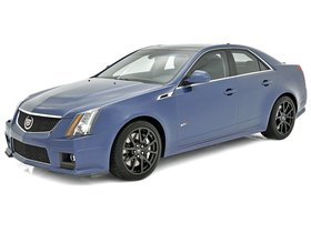 Ver foto 3 de Cadillac CTS-V Stealth Blue Edition 2013