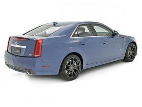 Ver foto 2 de Cadillac CTS-V Stealth Blue Edition 2013