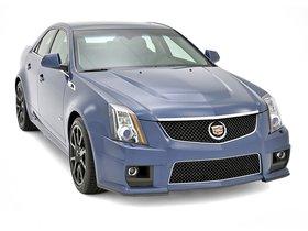 Ver foto 1 de Cadillac CTS-V Stealth Blue Edition 2013