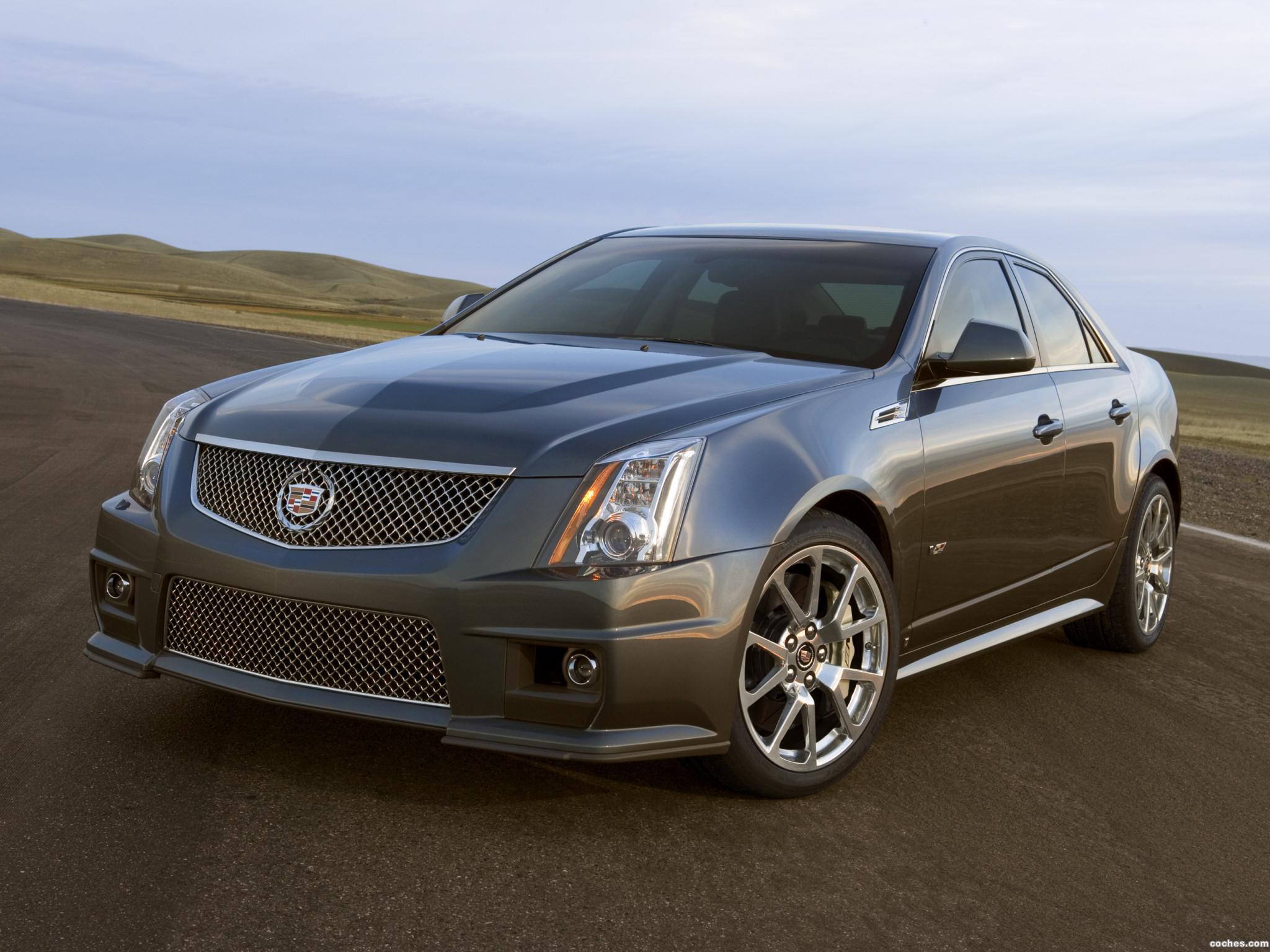 Foto 0 de Cadillac CTS-V