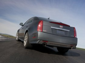 Ver foto 4 de Cadillac CTS-V