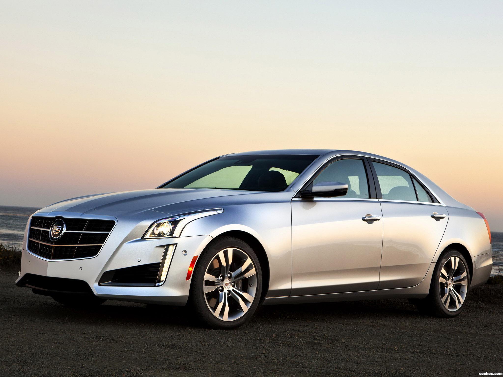 Foto 7 de Cadillac CTS VSport 2013