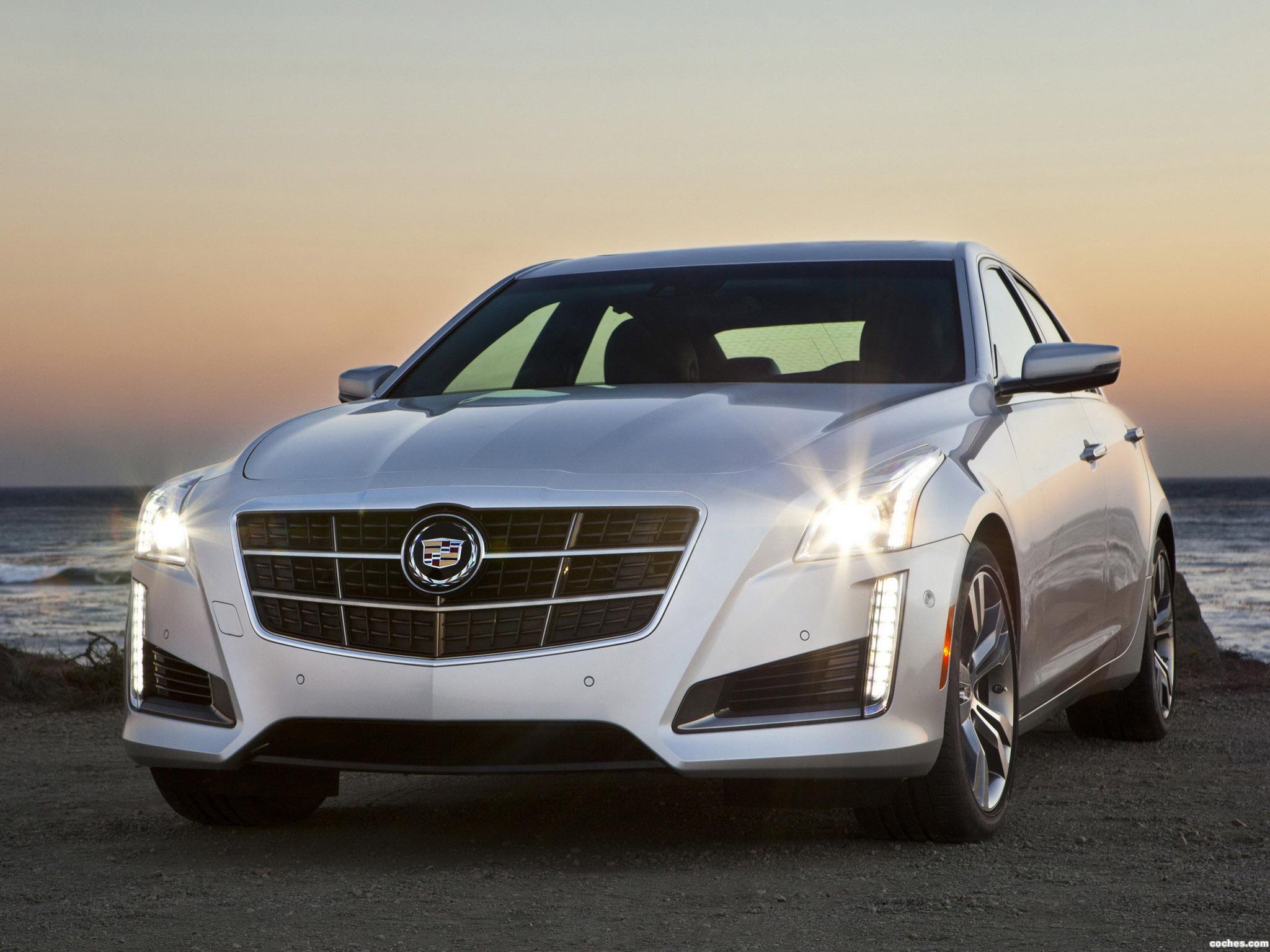 Foto 0 de Cadillac CTS VSport 2013