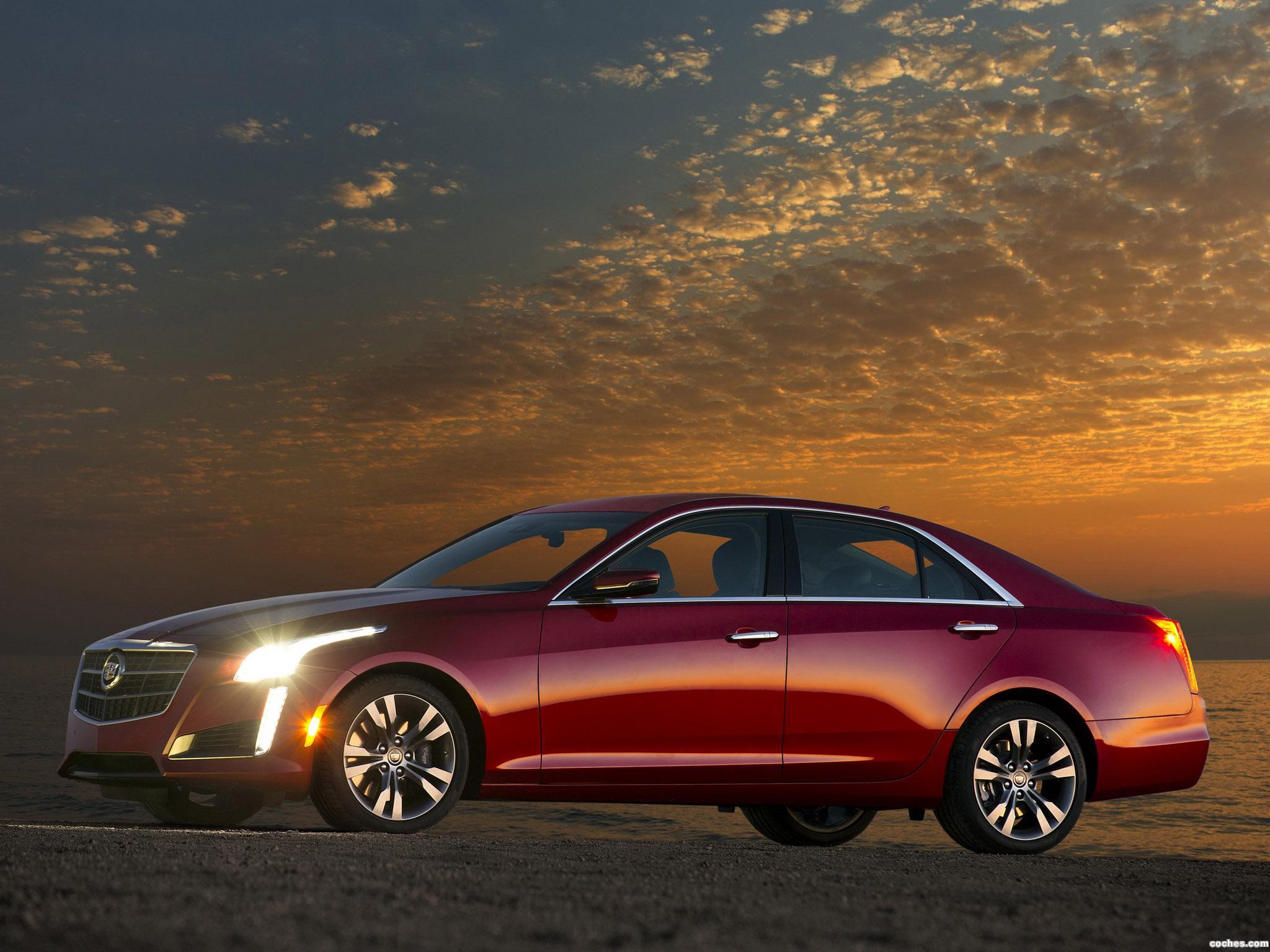 Foto 8 de Cadillac CTS VSport 2013