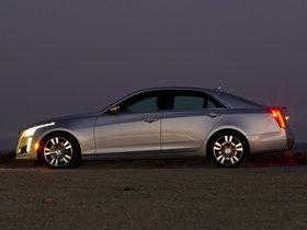 Ver foto 7 de Cadillac CTS VSport 2013
