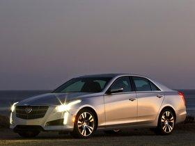 Ver foto 6 de Cadillac CTS VSport 2013