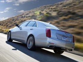Ver foto 5 de Cadillac CTS VSport 2013