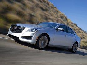 Ver foto 4 de Cadillac CTS VSport 2013