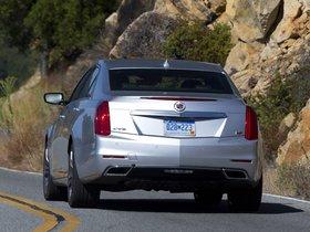 Ver foto 3 de Cadillac CTS VSport 2013