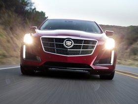 Ver foto 2 de Cadillac CTS VSport 2013