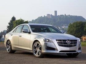 Ver foto 24 de Cadillac CTS VSport 2013
