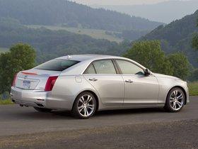 Ver foto 22 de Cadillac CTS VSport 2013