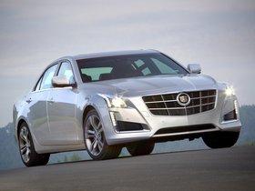 Ver foto 21 de Cadillac CTS VSport 2013