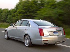 Ver foto 20 de Cadillac CTS VSport 2013