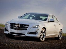Ver foto 18 de Cadillac CTS VSport 2013
