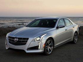 Ver foto 15 de Cadillac CTS VSport 2013