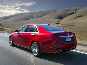 Ver foto 14 de Cadillac CTS VSport 2013