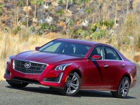 Ver foto 12 de Cadillac CTS VSport 2013