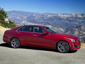 Ver foto 10 de Cadillac CTS VSport 2013