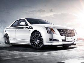 Ver foto 1 de Cadillac  CTS Vday 2013