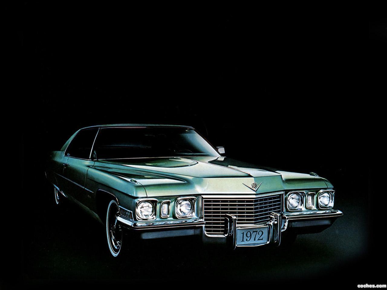Foto 0 de Cadillac Calais Coupe 1971