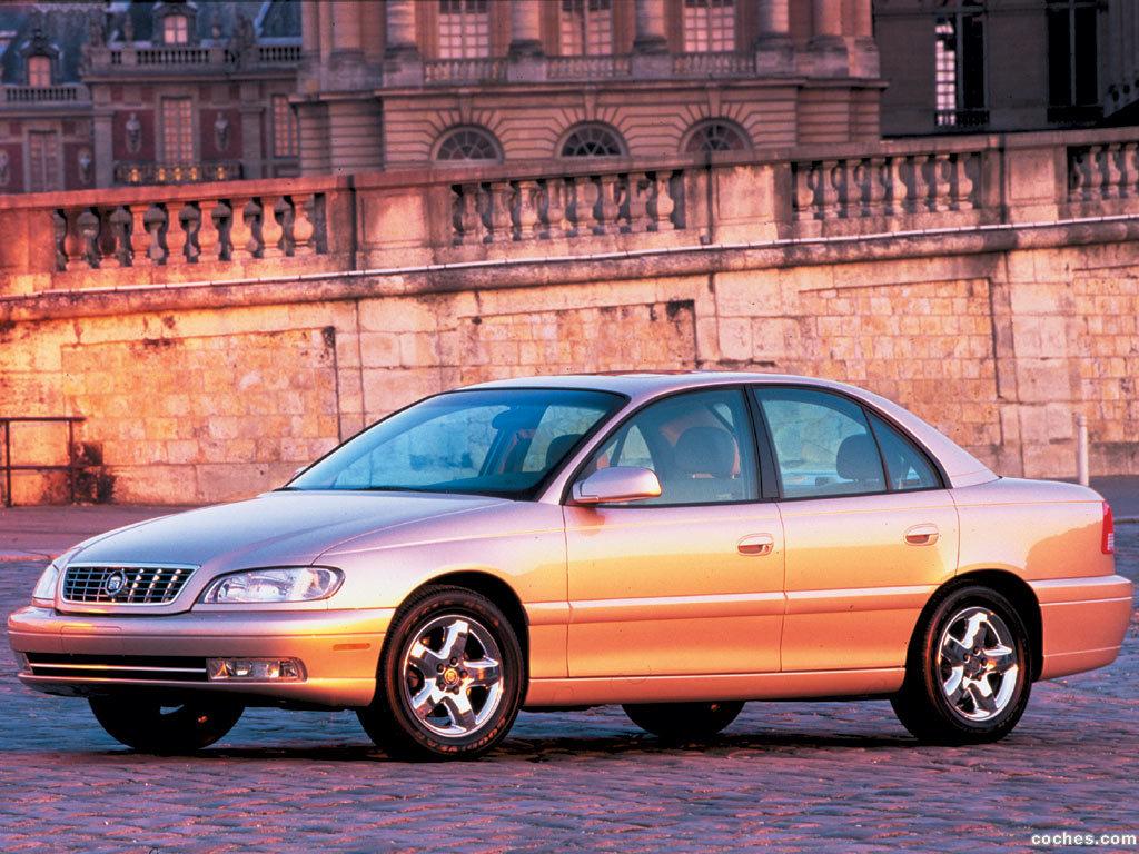 Foto 0 de Cadillac Catera 1999