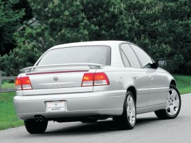 Ver foto 5 de Cadillac Catera 1999