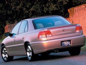 Ver foto 4 de Cadillac Catera 1999