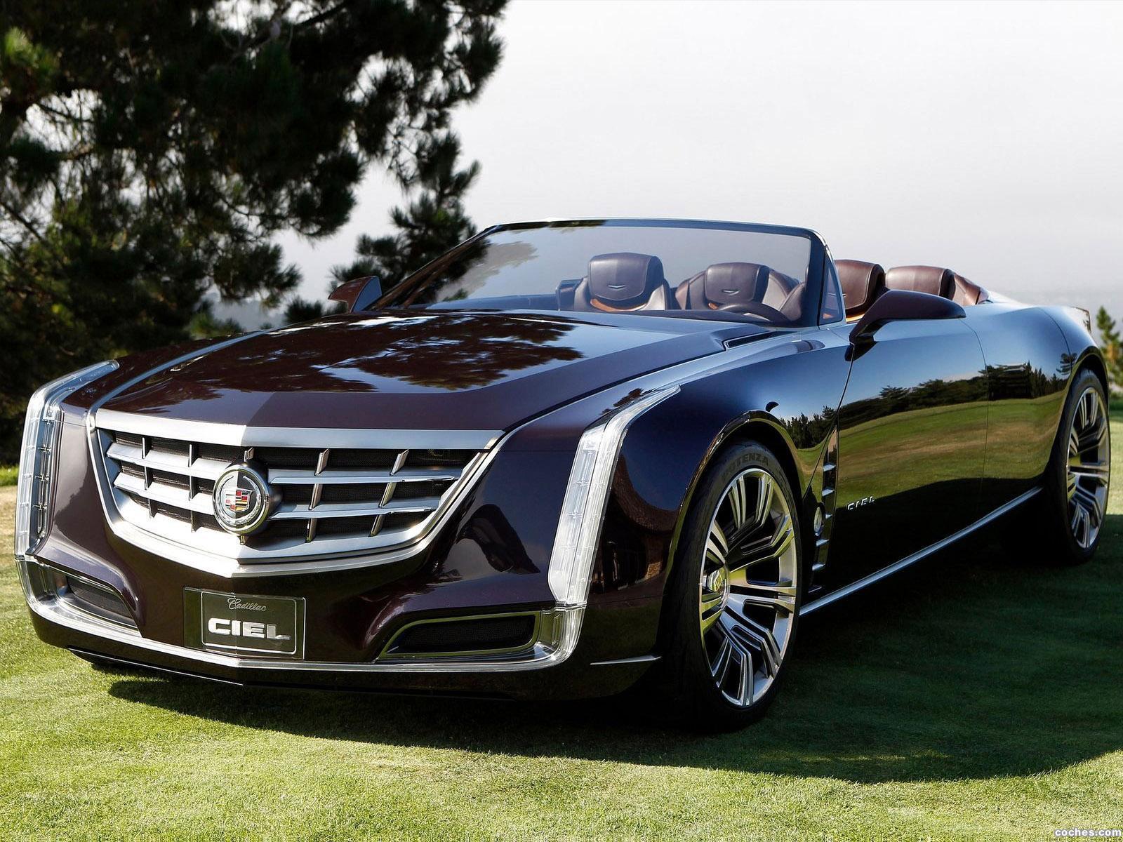 Foto 0 de Cadillac Ciel Concept 2010