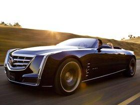 Ver foto 5 de Cadillac Ciel Concept 2010